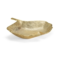 Wildwood Home Ginkgo Tray 301269 Aluminum