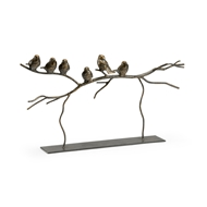 Wildwood Home Aveline Sculpture 301319 Iron