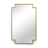 Wildwood Home Fiona Mirror - Gold
