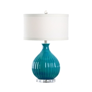 Wildwood Lighting Rosaland Lamp-Turquoise