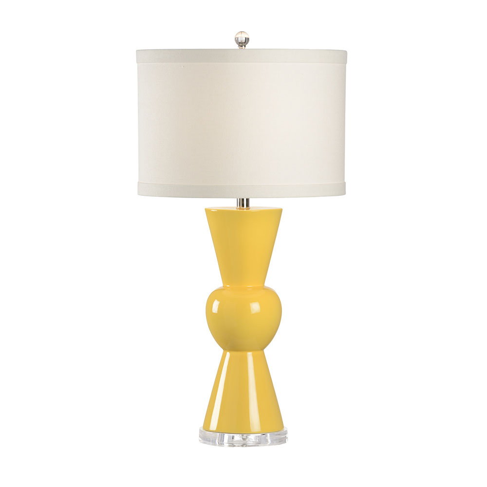 Wildwood Mildred Lamp | Bold and Bright: A Guide to Colorful Home Decor