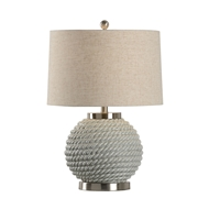 Wildwood Lighting Marina Lamp - Sage 46981 Ceramic