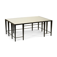 Wildwood Home Chelsea Cocktail Table - Bronze 490042 Iron