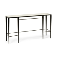 Wildwood Home Chelsea Console Table - Bronze 490043 Iron