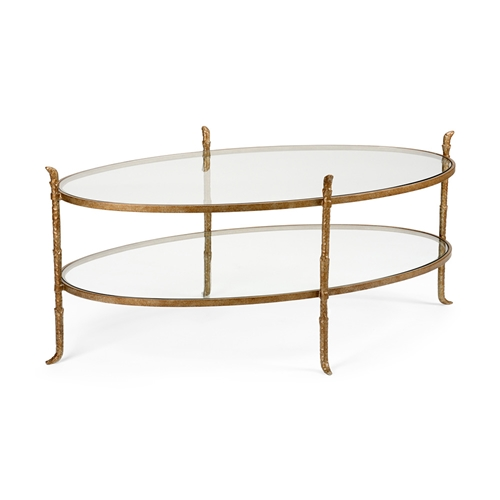 Wildwood Home Carley Cocktail Table 490047 Iron