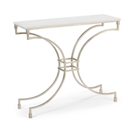 Wildwood Home Kara Console Table - Silver