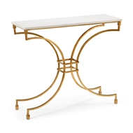 Wildwood Home Kara Console Table - Gold