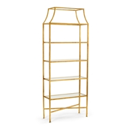 Wildwood Home Clancy Etagere
