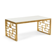 Wildwood Home Winslow Cocktail Table - Gold
