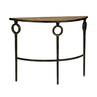 Wildwood Home Hudson Console - Bronze