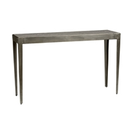 Wildwood Home Harlem Console Table - Iron