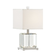 Wildwood Lighting Mini Me Lamp 60350 Solid Crystal