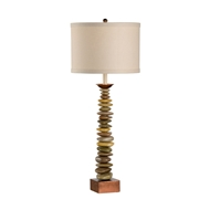 Wildwood Lighting River Rock Lamp