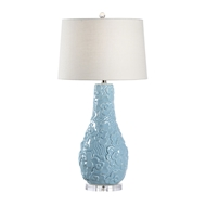Wildwood Lighting Encore Lamp - Sky Blue