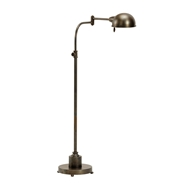 Wildwood Lighting Swing Arm Floor Lamp