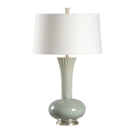 Wildwood Lighting Corbin Lamp - Sage 60567 Ceramic