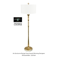 Wildwood Lighting Giselle I 65059 Brass