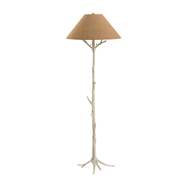 Wildwood Lighting SprigS Affirmation I Lamp 65092-2 Cubist Style Ant White Tree Floor