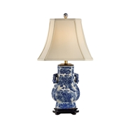 Wildwood Lighting Blue Tang Lamp