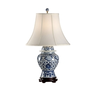 Wildwood Lighting Indigo Garden Lamp
