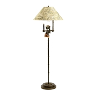 Wildwood Lighting Polly By Night Lamp 65262 Iron