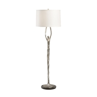 Wildwood Lighting Thalia Lamp-Silver 65480 Iron
