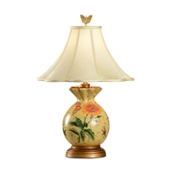 Wildwood Lighting Gathered Vase Lamp