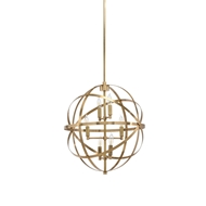 Wildwood Lighting Orbit Pendant 67061 Metal