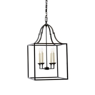 Wildwood Lighting Winston Pendant 67062 Metal