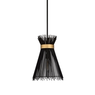 Wildwood Lighting Quimby Pendant 67142 Iron