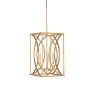 Wildwood Lighting Society Hill Chandelier (Sm) 67182 Iron