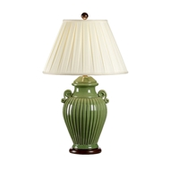 Wildwood Lighting Fluted Jar Lamp