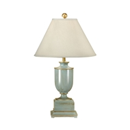 Wildwood Lighting Old Washed Urn Lamp