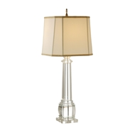 Wildwood Lighting Copely Lamp 9275 Solid Crystal