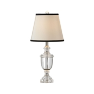Wildwood Lighting Crystal Urn Lamp