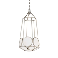 Wildwood Lighting Earlom Pendant - Silver 23327