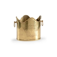 Wildwood Home Vanderbilt Chiller - Brass