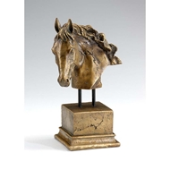 Wildwood Home Horse Head