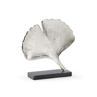 Wildwood Home Ginkgo - Silver 301133