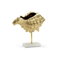 Wildwood Home Conch - Gold 301137