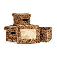 Wildwood Home Mindoro Boxes (S/3) 301153