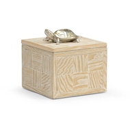 Wildwood Home Tortoise Box-Small
