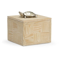 Wildwood Home Tortoise Box-Large