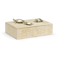 Wildwood Home Tortoise Family Box