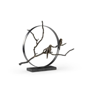 Wildwood Home Serenity Sculpture - Bronze 301472
