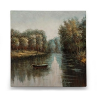 Wildwood Wall Decor Oil Painting 394974