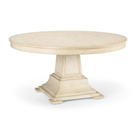Wildwood Home Bingham Dining Table - Flax 490114
