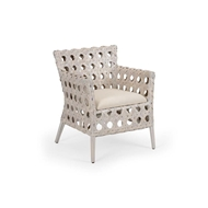 Wildwood Home Mandaue Bistro Chair - White 490157
