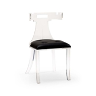 Wildwood Home Elsa Chair - Leather