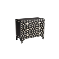 Wildwood Home Trellis Chest 490176